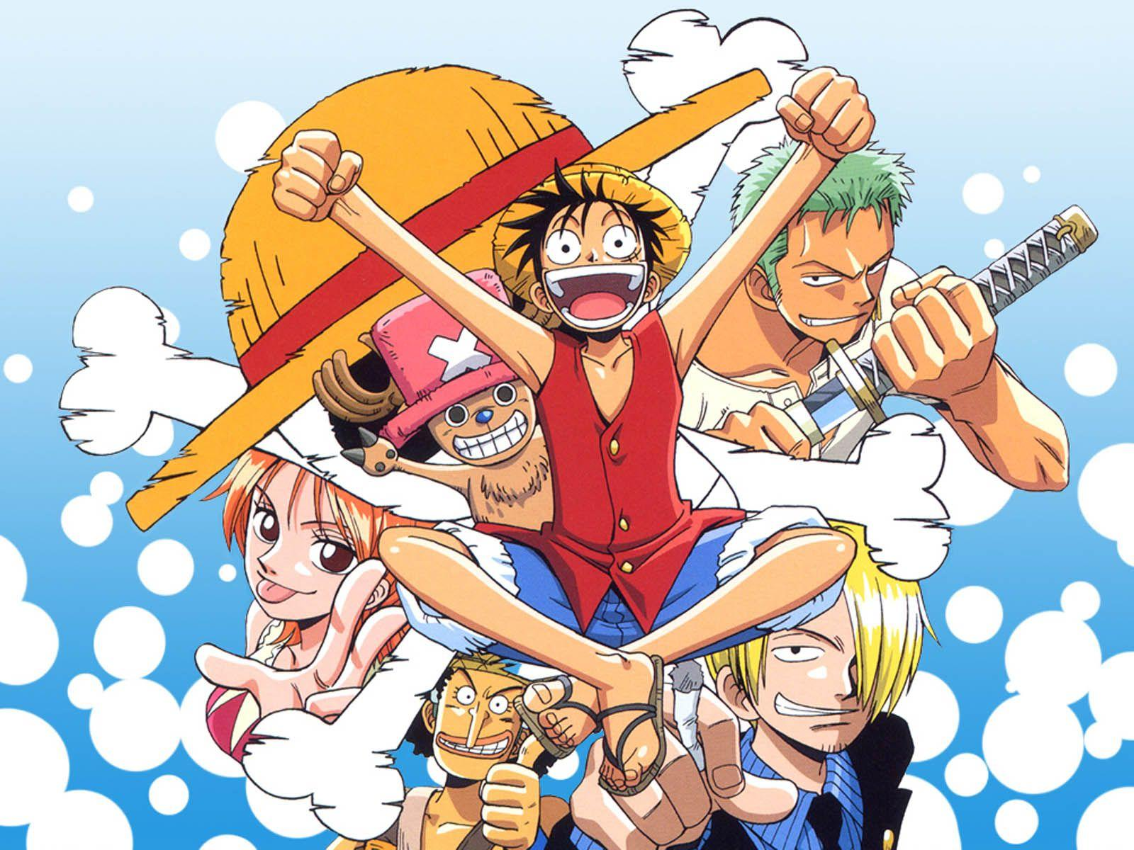 One Piece Anime Crew