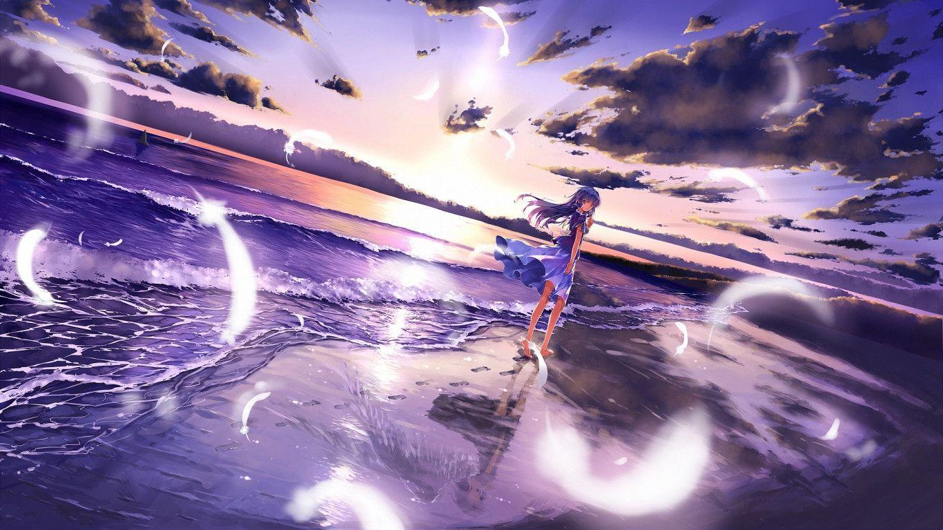 Anime Wallpapers 1366x768 - Wallpaper Cave