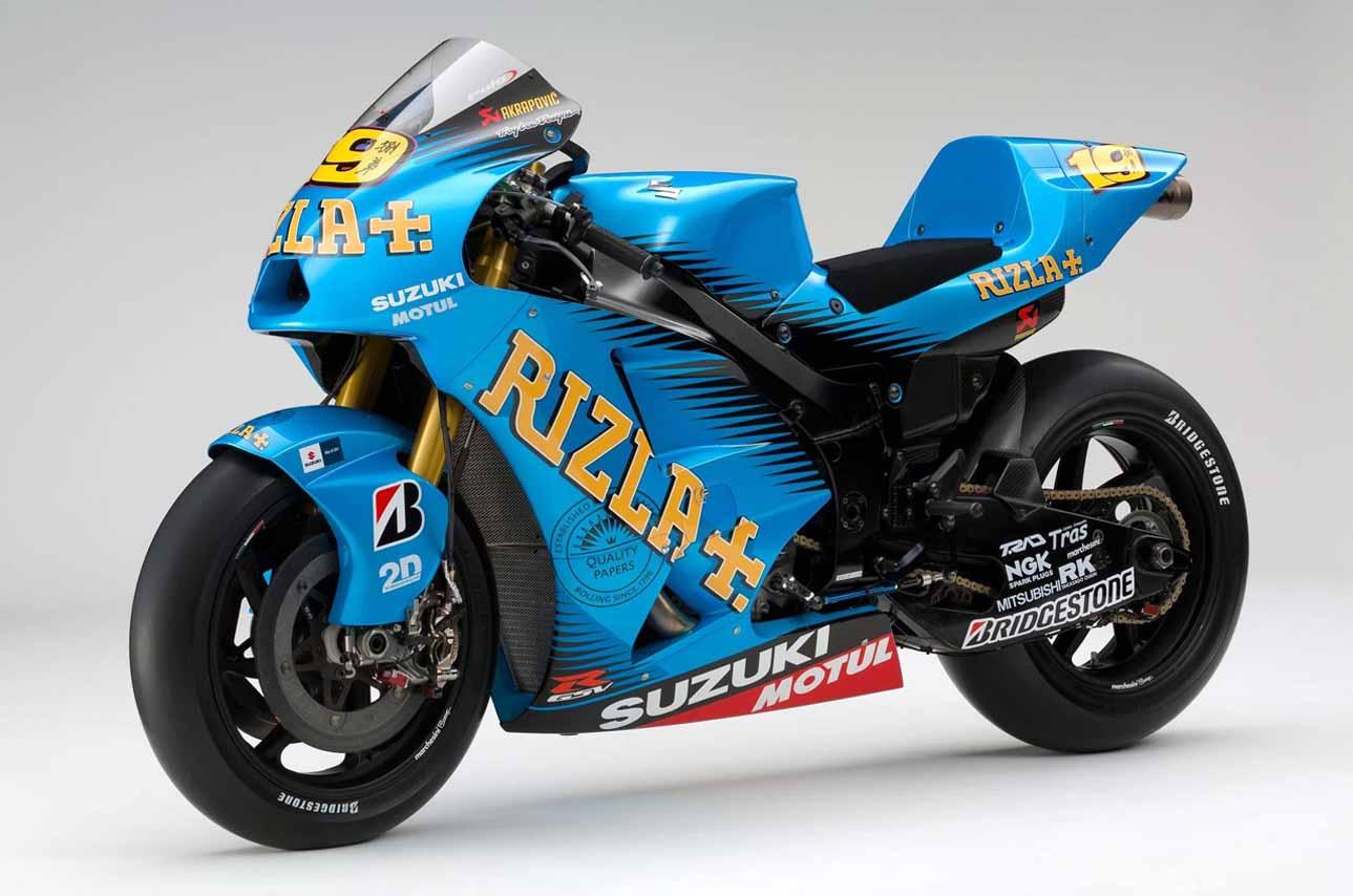 moto gp bike
