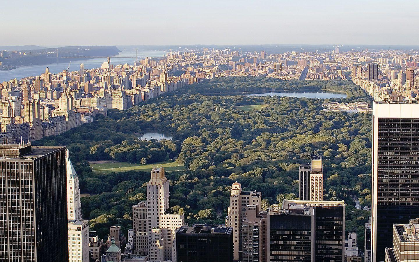 New York City Central Park wallpapers