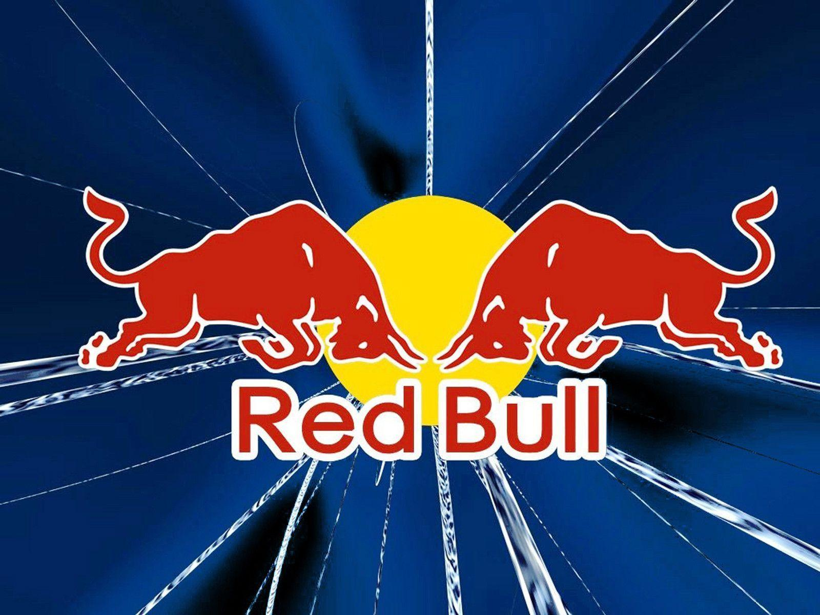 Red Bull HD Logo Wallpapers Download Free Wallpapers in HD for