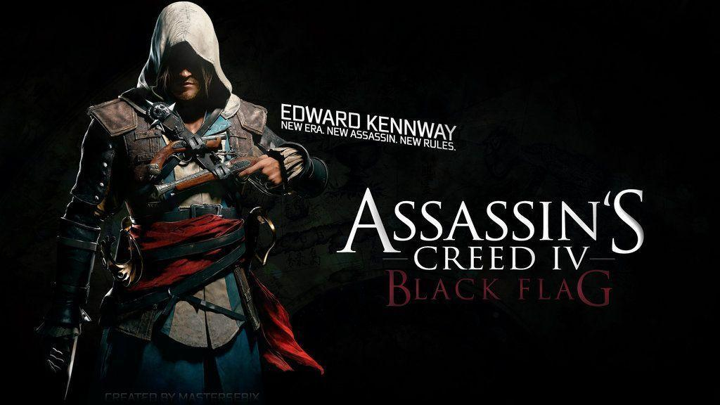 Download The Assassin S Creed Iv Black Flag Wallpapers: Ac4 Black Flag Wallpapers