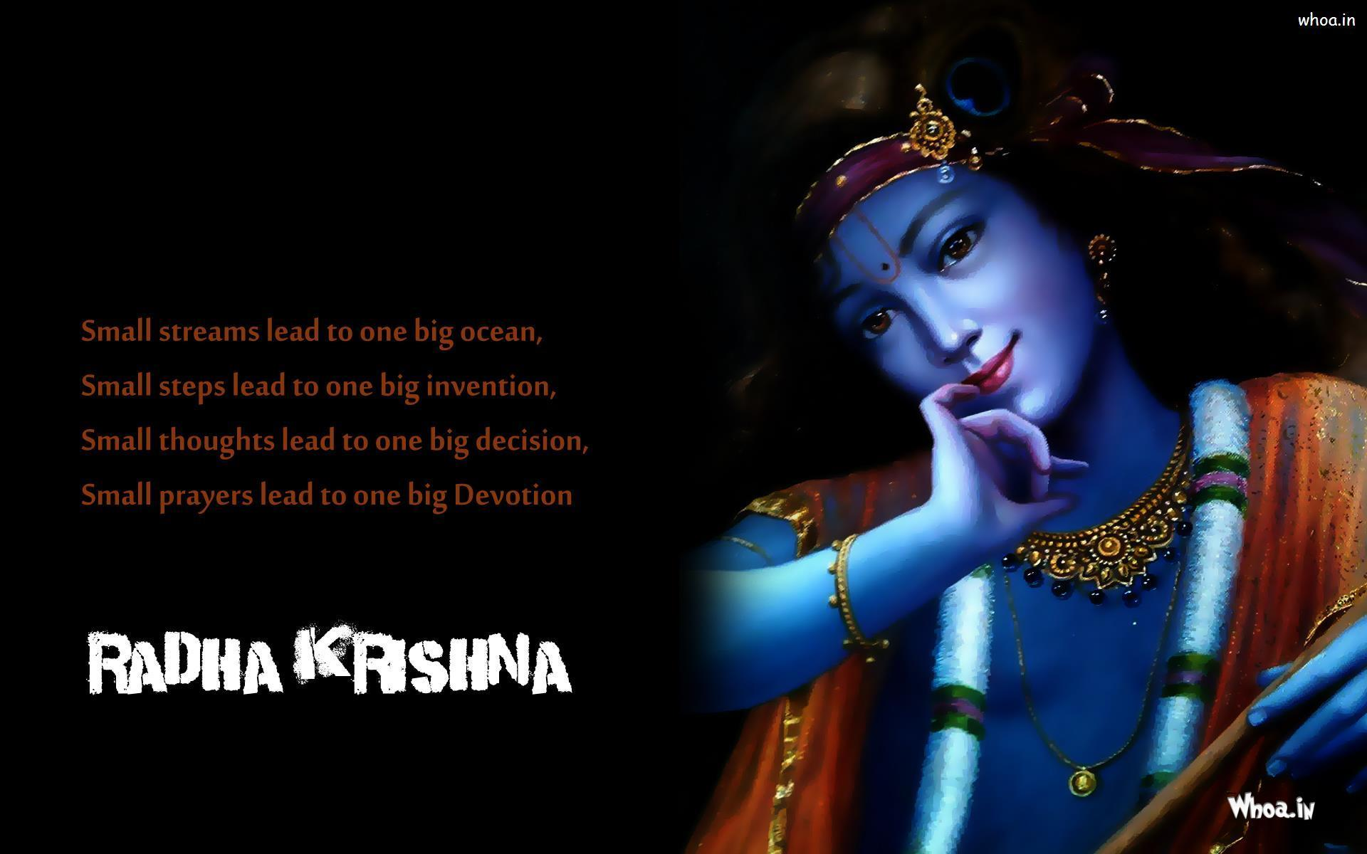 Krishna Wallpapers - Full HD wallpaper search