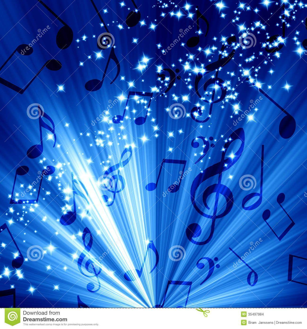 Music Note Backgrounds Blue Hd Pictures 4 HD Wallpapers
