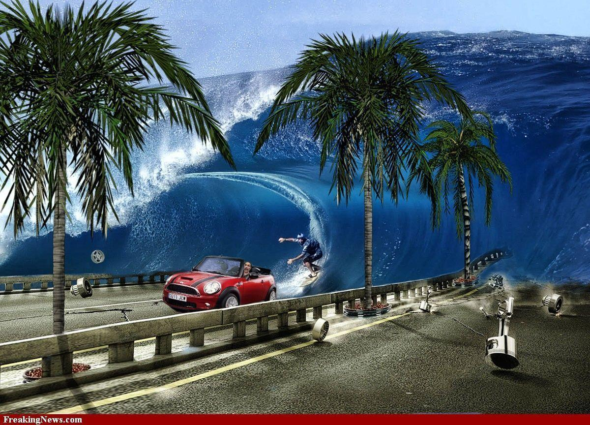 Tsunami Pictures HD Wallpaper 14 - Hd Wallpapers