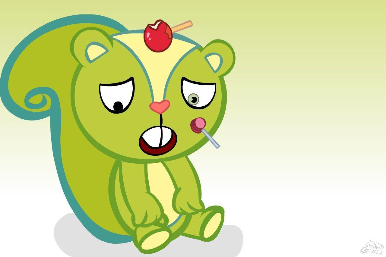 Happy Tree Friends Wallpapers - Wallpaper Cave Happy Tree Friends Wallpaper Nutty