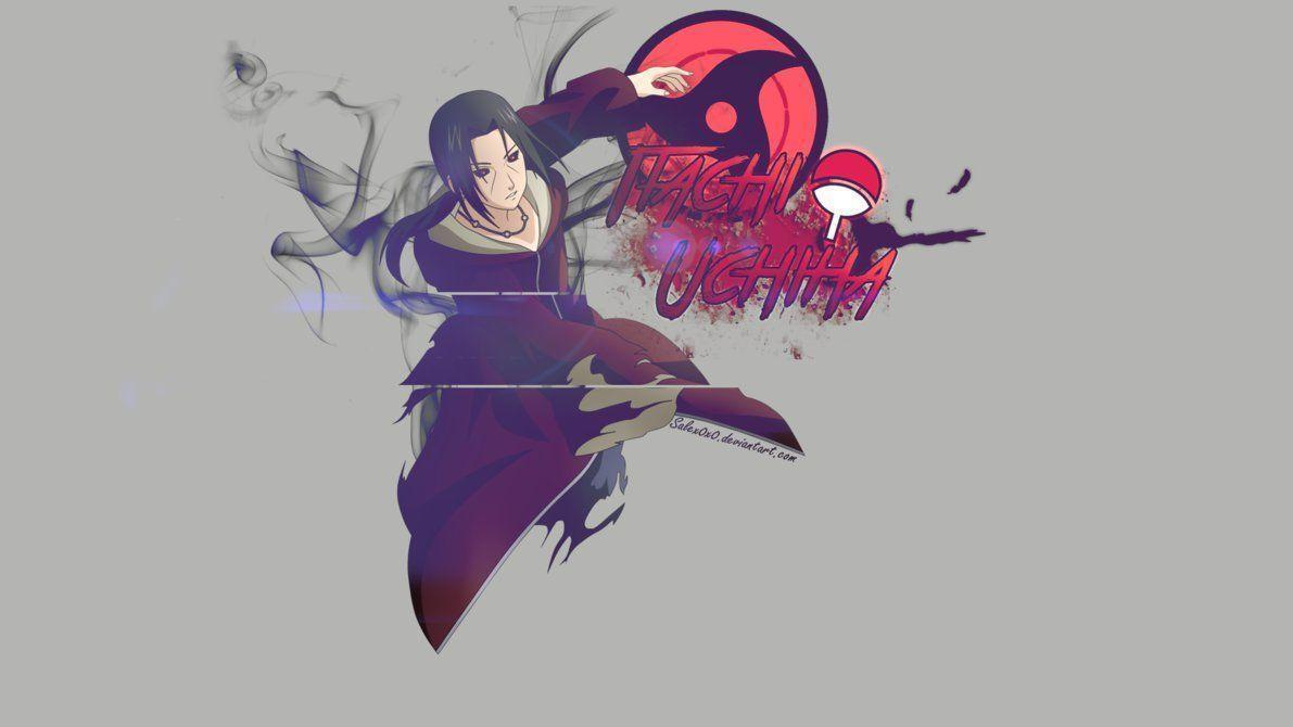 Itachi Uchiha Wallpaper | 1920 x 1080 | [HD] by Salex0x0 on DeviantArt