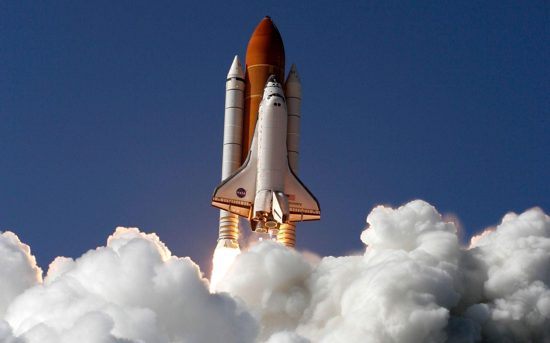 space shuttle space background - photo #1