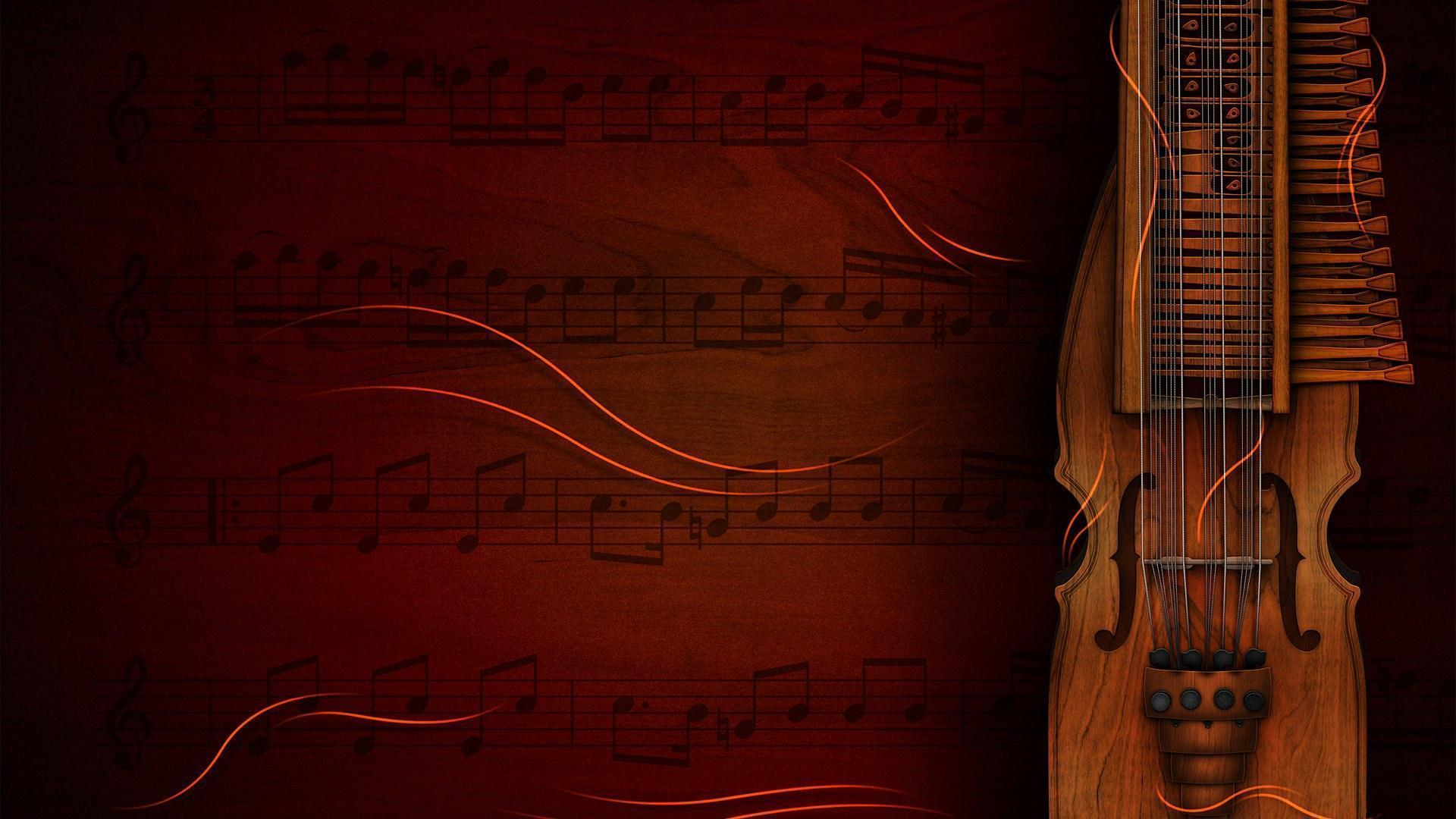 Music Instrument Wallpapers Wallpaper Cave