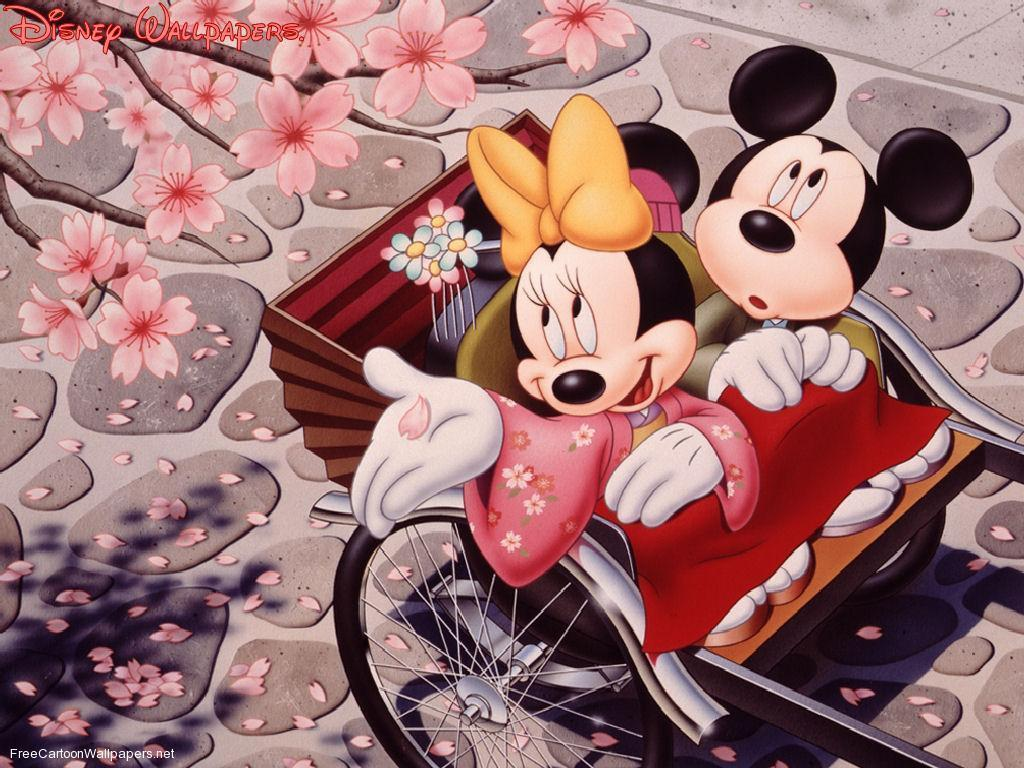 Indian Wallpaper Hub: Mickey and Minnie Mouse Wallpapers Free