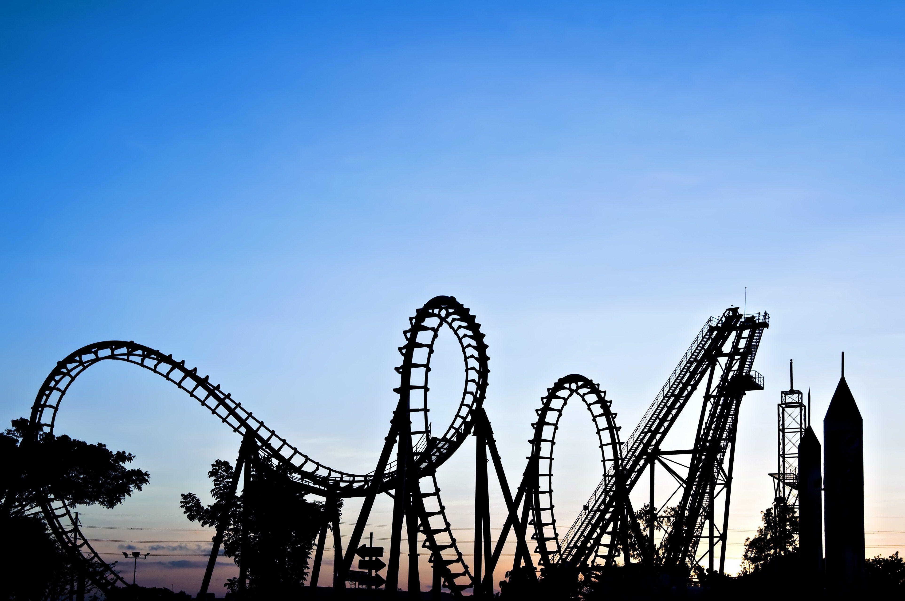 xmas roller coaster hd - photo #24
