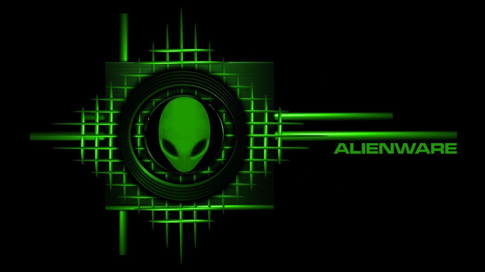 alienware wallpaper green hd - photo #22