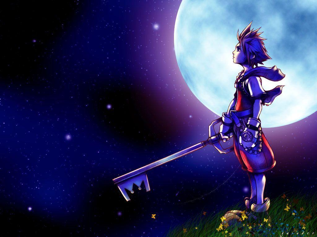 Kingdom hearts sora wallpapers wallpaper cave for Looking for wallpaper