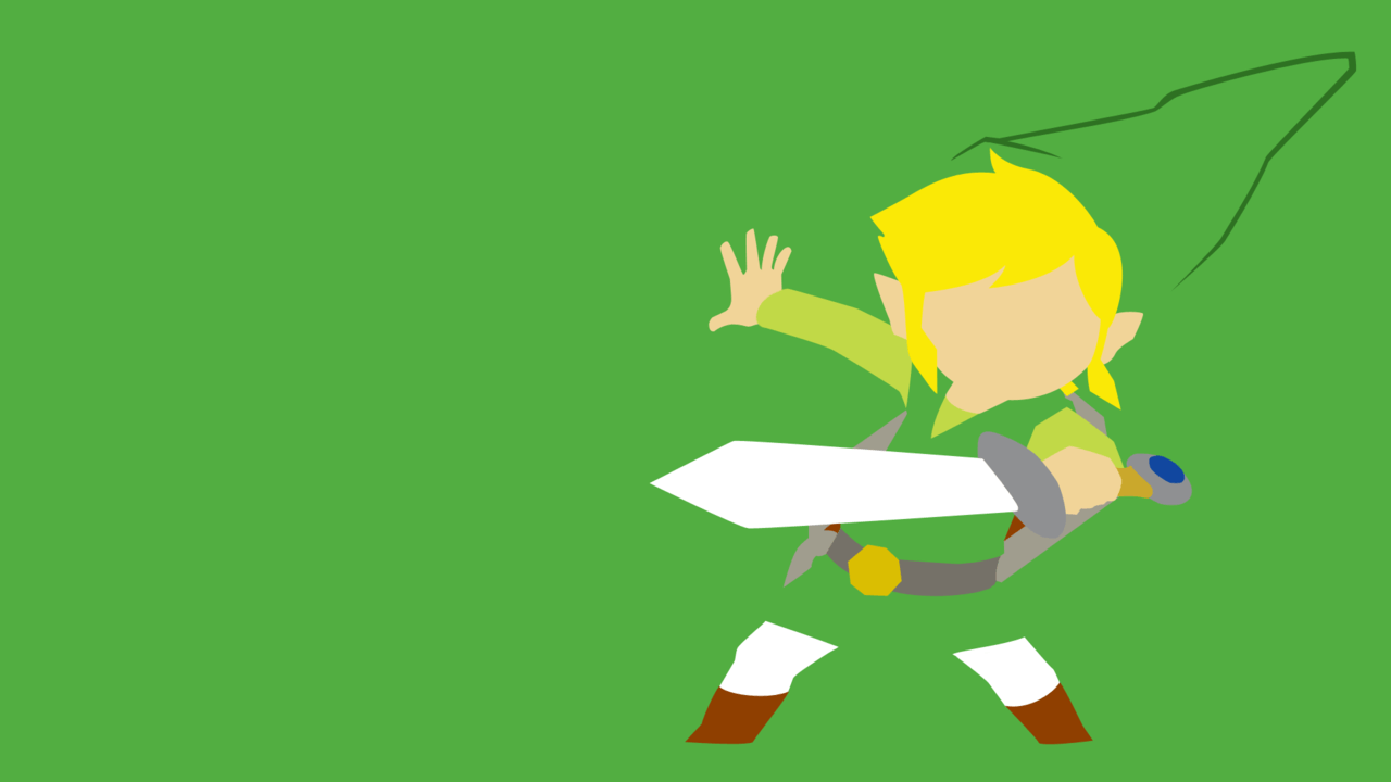 Toon Link Wallpaper By Noenya98 On DeviantArt