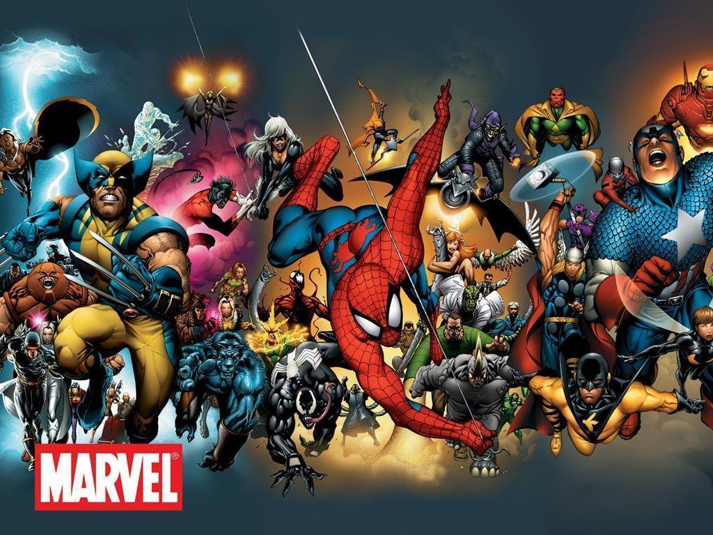 Marvel superheroes wallpapers wallpaper cave - All marvel heroes wallpaper ...