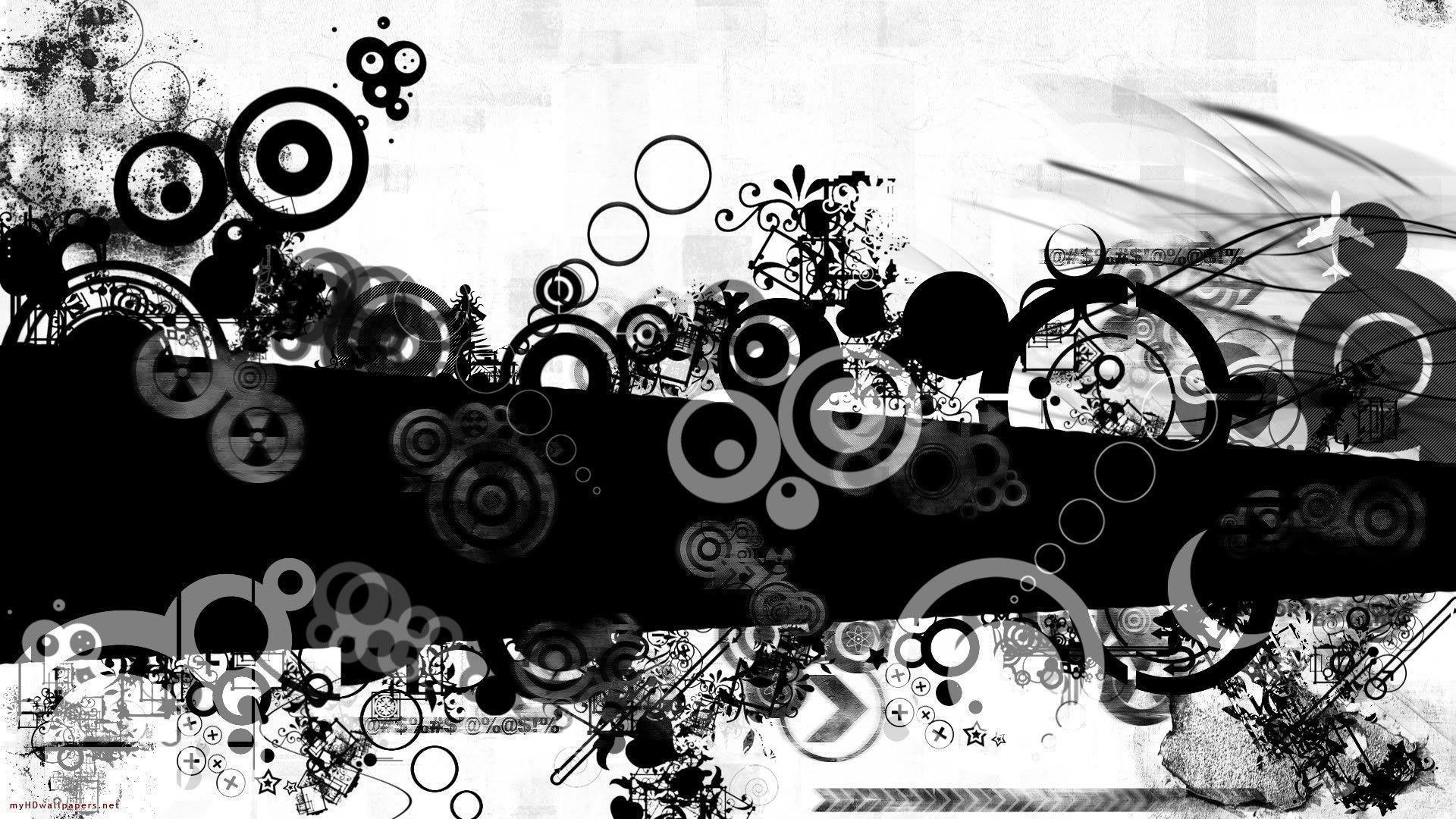 Hd wallpaper white - Black