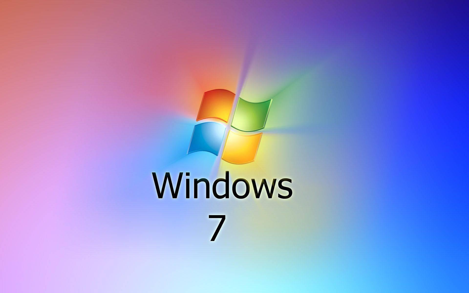 Windows 7 Logo 3D Wallpaper Free Download #269 Wallpaper .