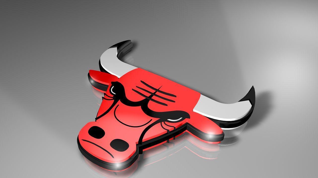 chicago bulls logo wallpaper hd | fourwallsonly.com