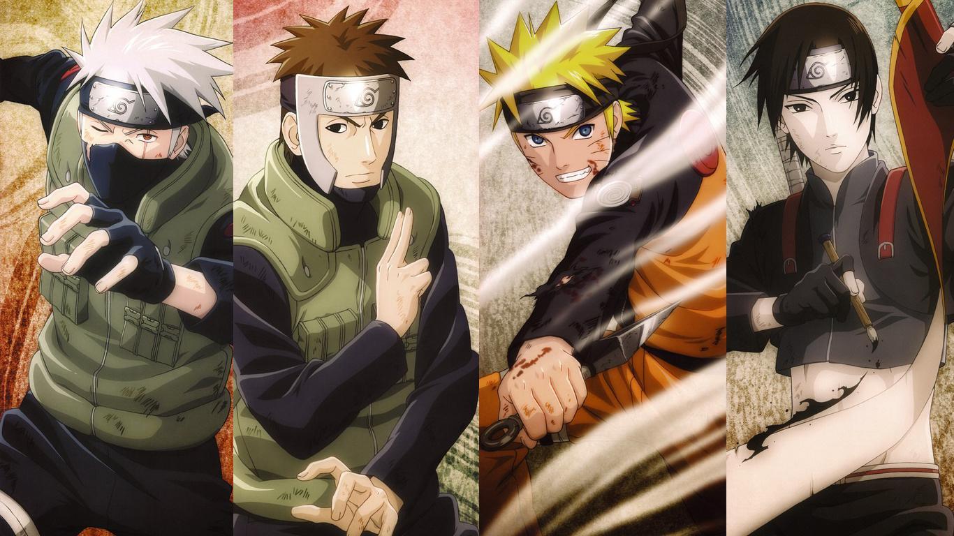 Naruto Shippuden HD Wallpapers - Wallpaper Cave