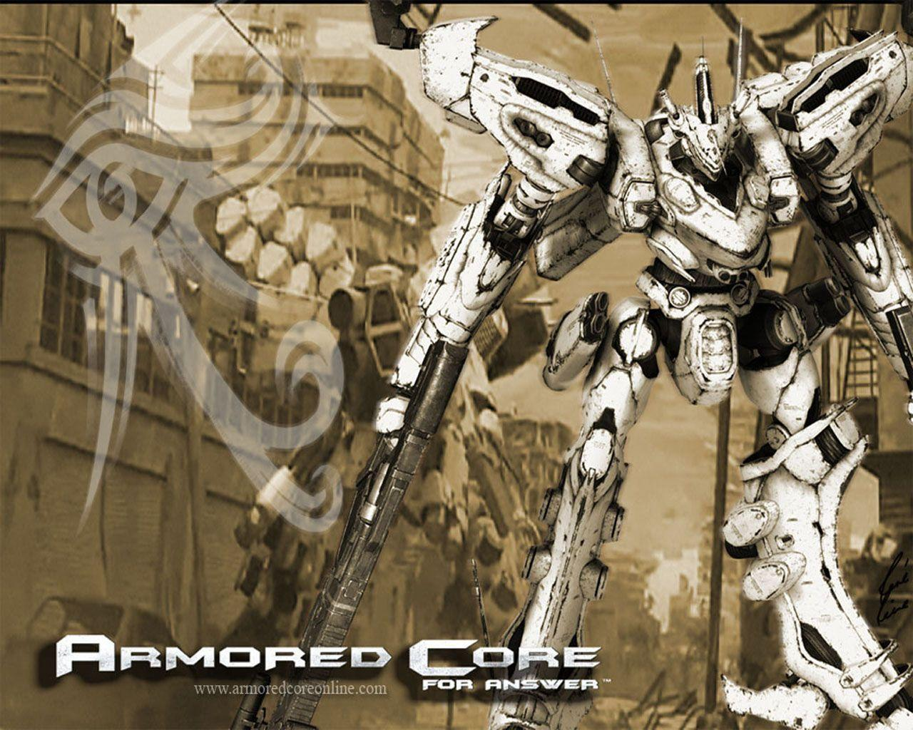 Armored Core Wallpapers Wallpaper Cave