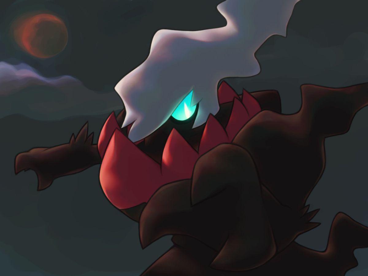 darkrai wallpaper by owlboy68 - photo #16