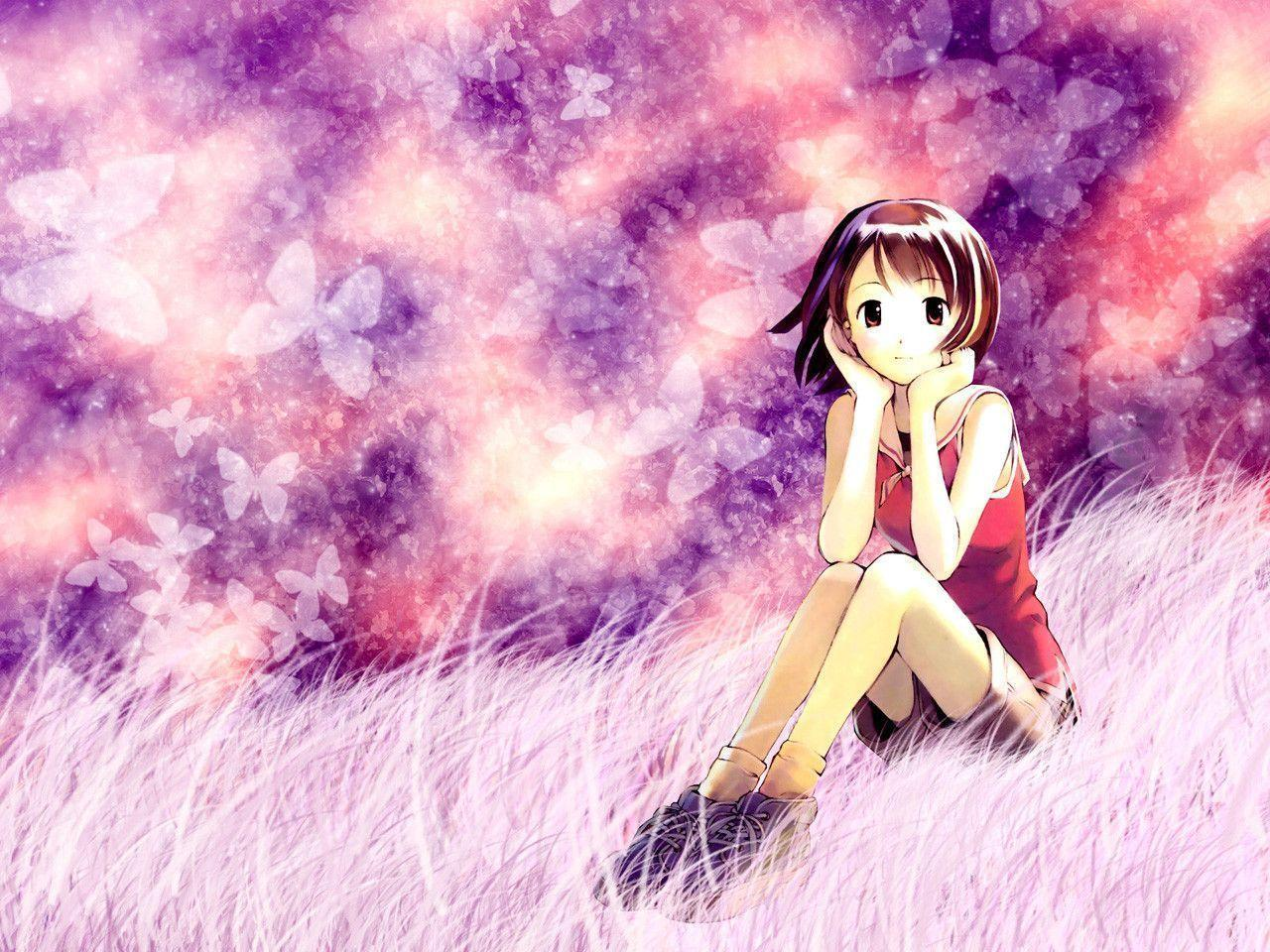 Cute Anime People Wallpapers Widescreen