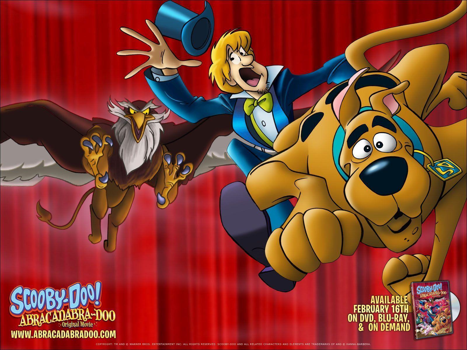 Scooby doo wallpapers wallpaper cave - De scooby doo ...