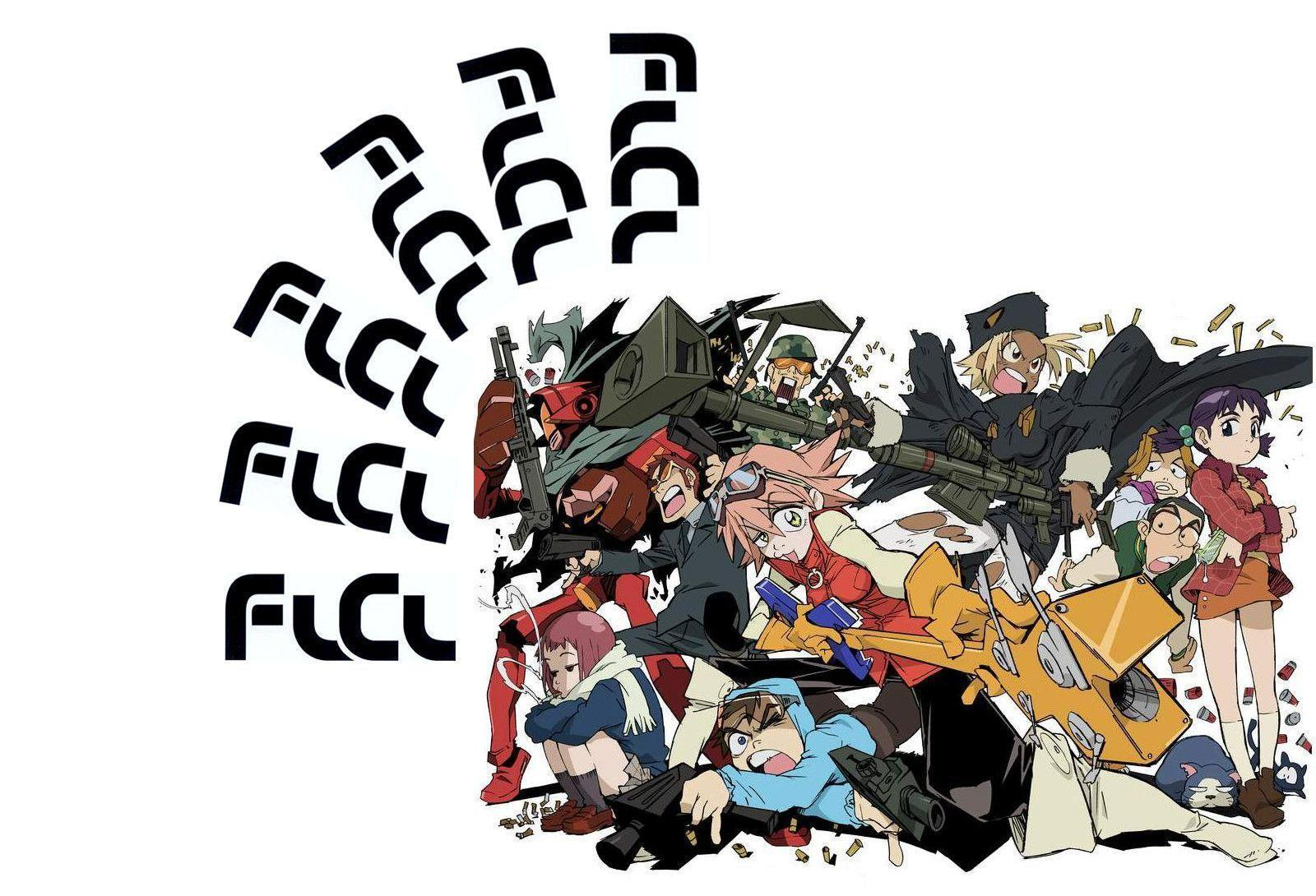 Fooly cooly wallpapers wallpaper cave - Flcl wallpaper ...