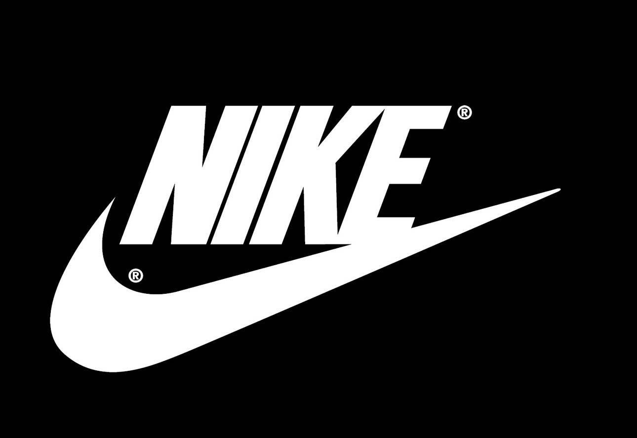 Nike black wallpapers wallpaper cave nike swoosh wallpaper desktop background logo quality 96x96 nike voltagebd Images