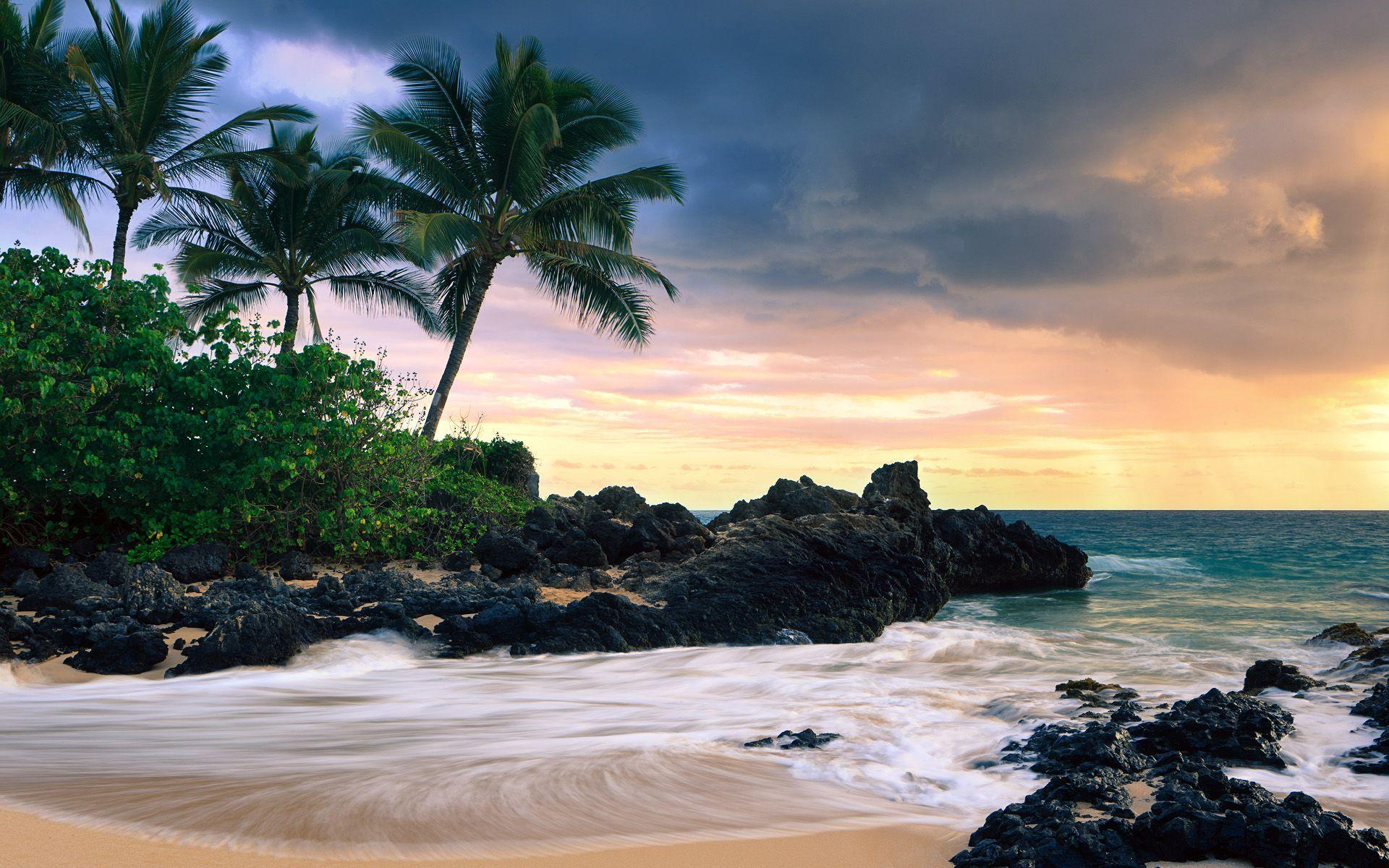 Hawaii Secret Beache Wallpapers