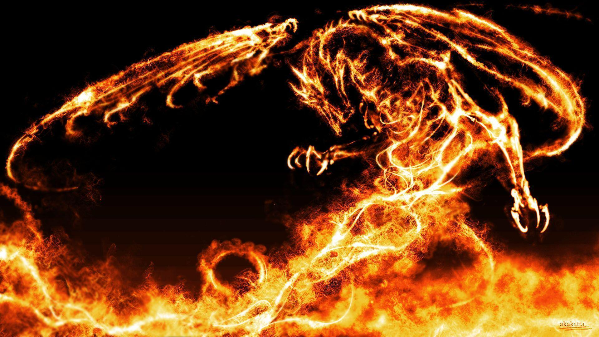 Cool Fire High Quality Wallpapers HD