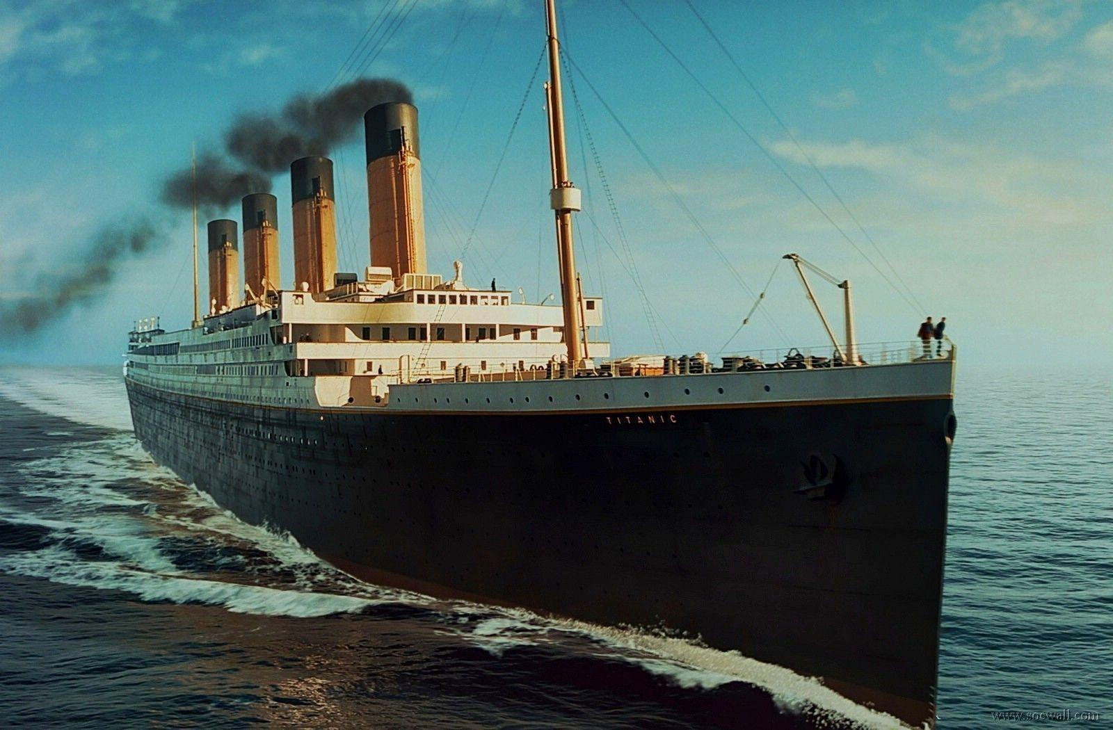 titanic ship wallpapers wallpaper cave