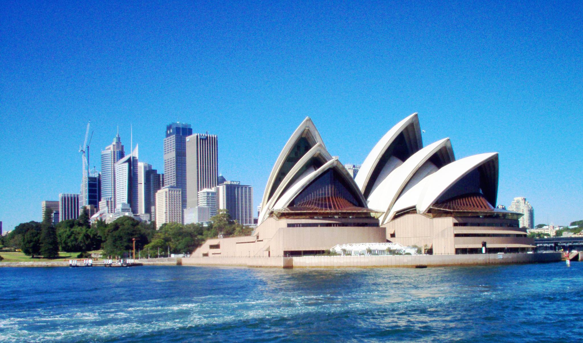 haiMdg8 - View Photos Of Sydney Opera House  Background
