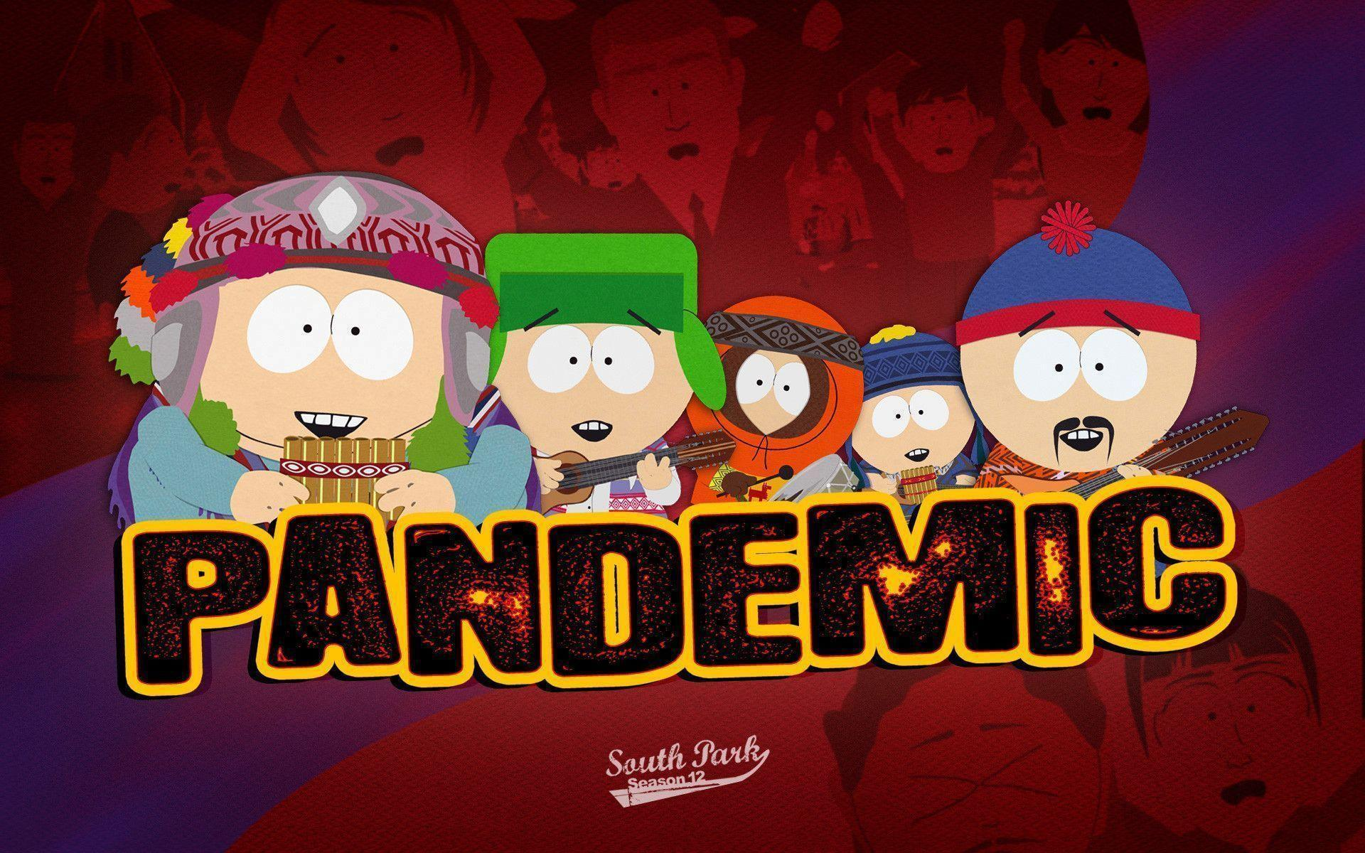 Memes For > Funny South Park Wallpapers