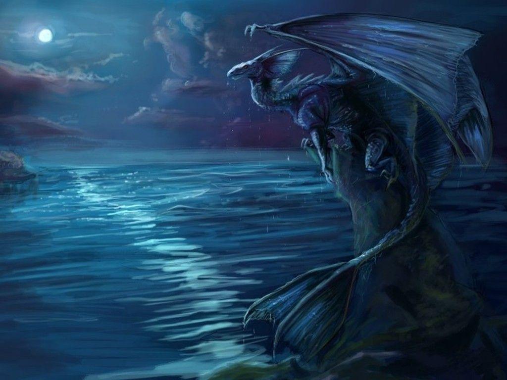 Water Dragon Wallpapers - Wallpaper Cave