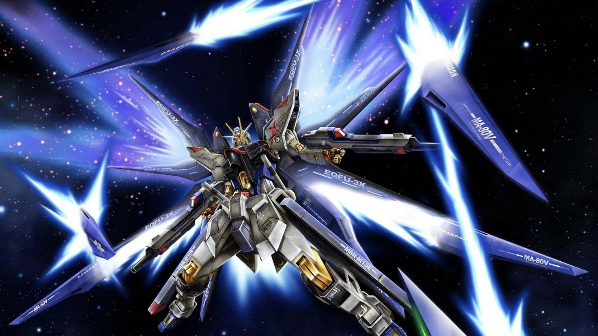 Pix For > Gundam Seed Justice Wallpaper
