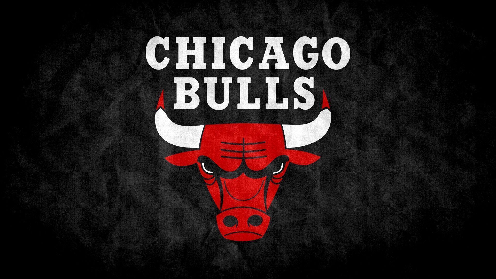 Chicago Bulls Logo Wallpapers Wallpaper Cave