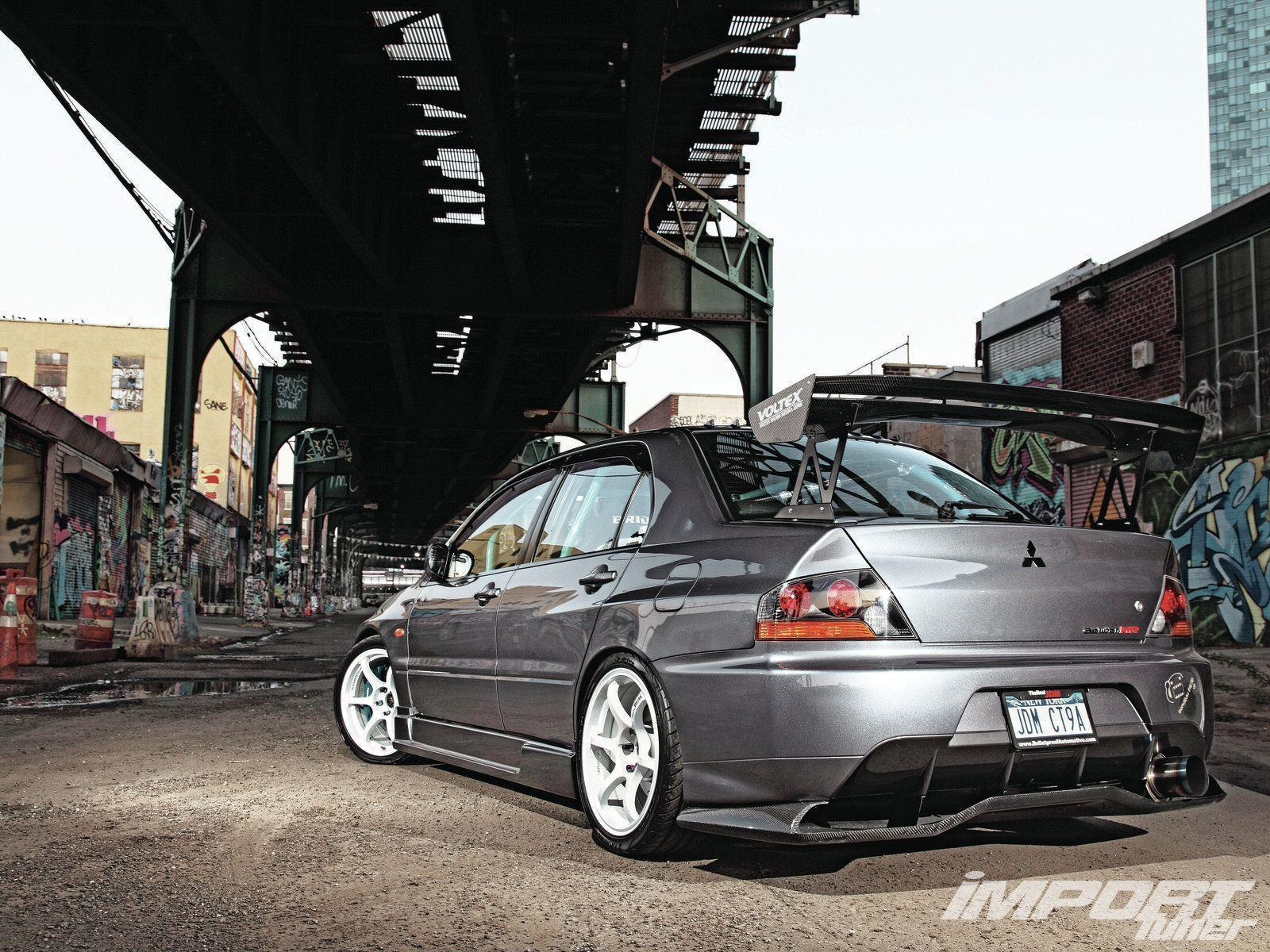 Images For > Mitsubishi Evo 8 Mr