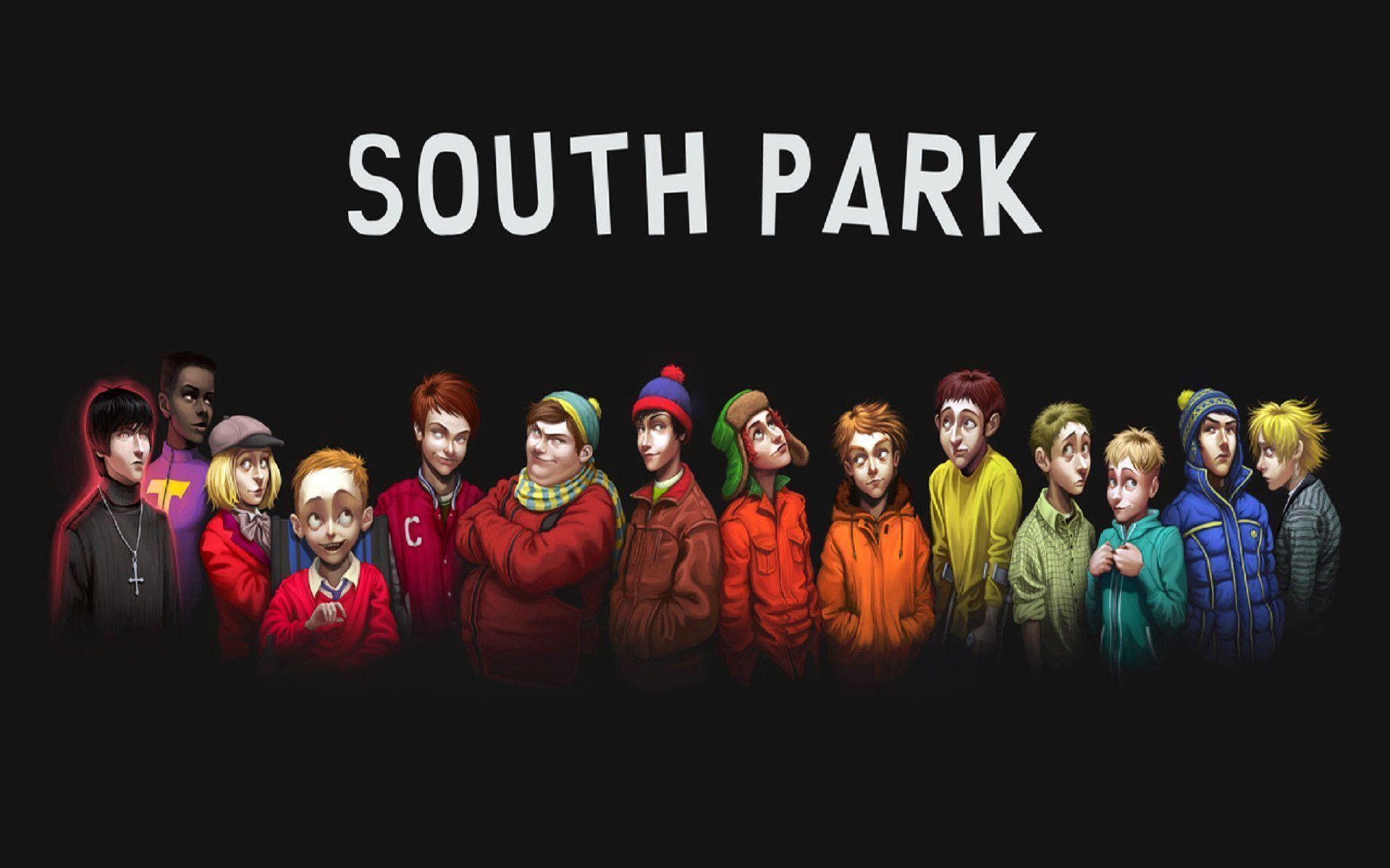 south park wallpapers for desktop - photo #6
