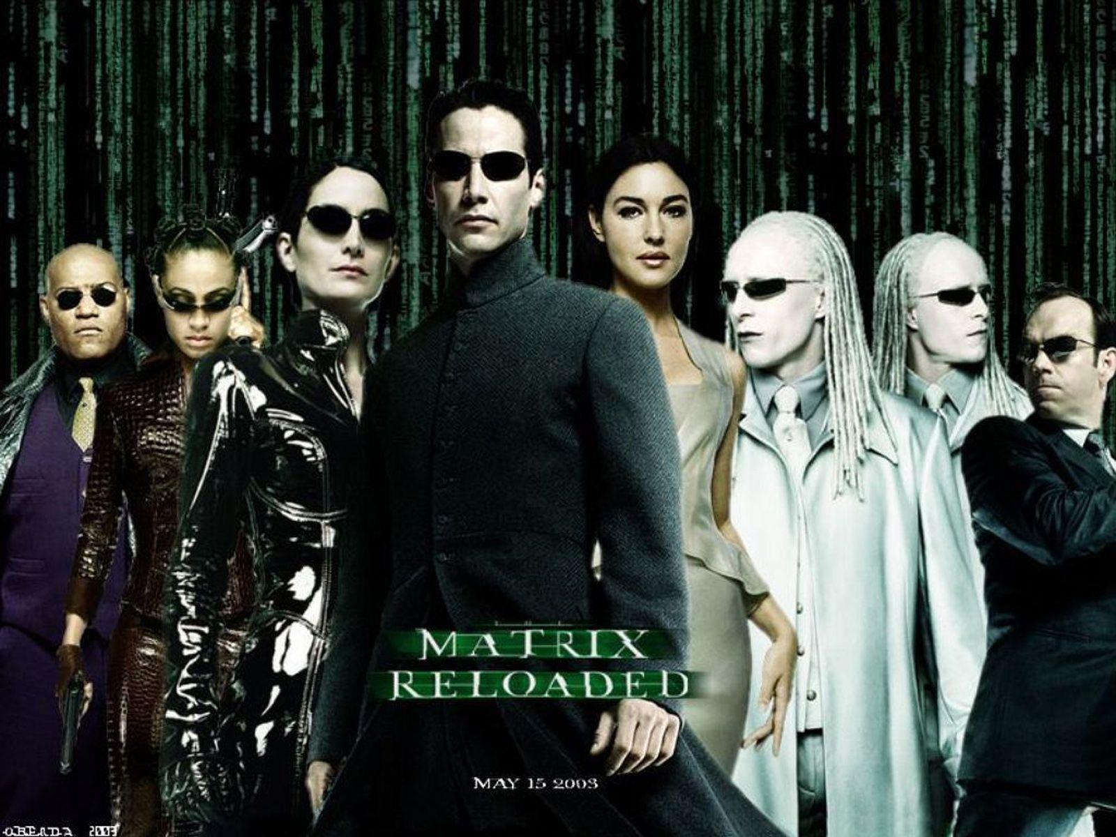 Matrix Movie Wallpapers - Matrix Reloaded Pictures