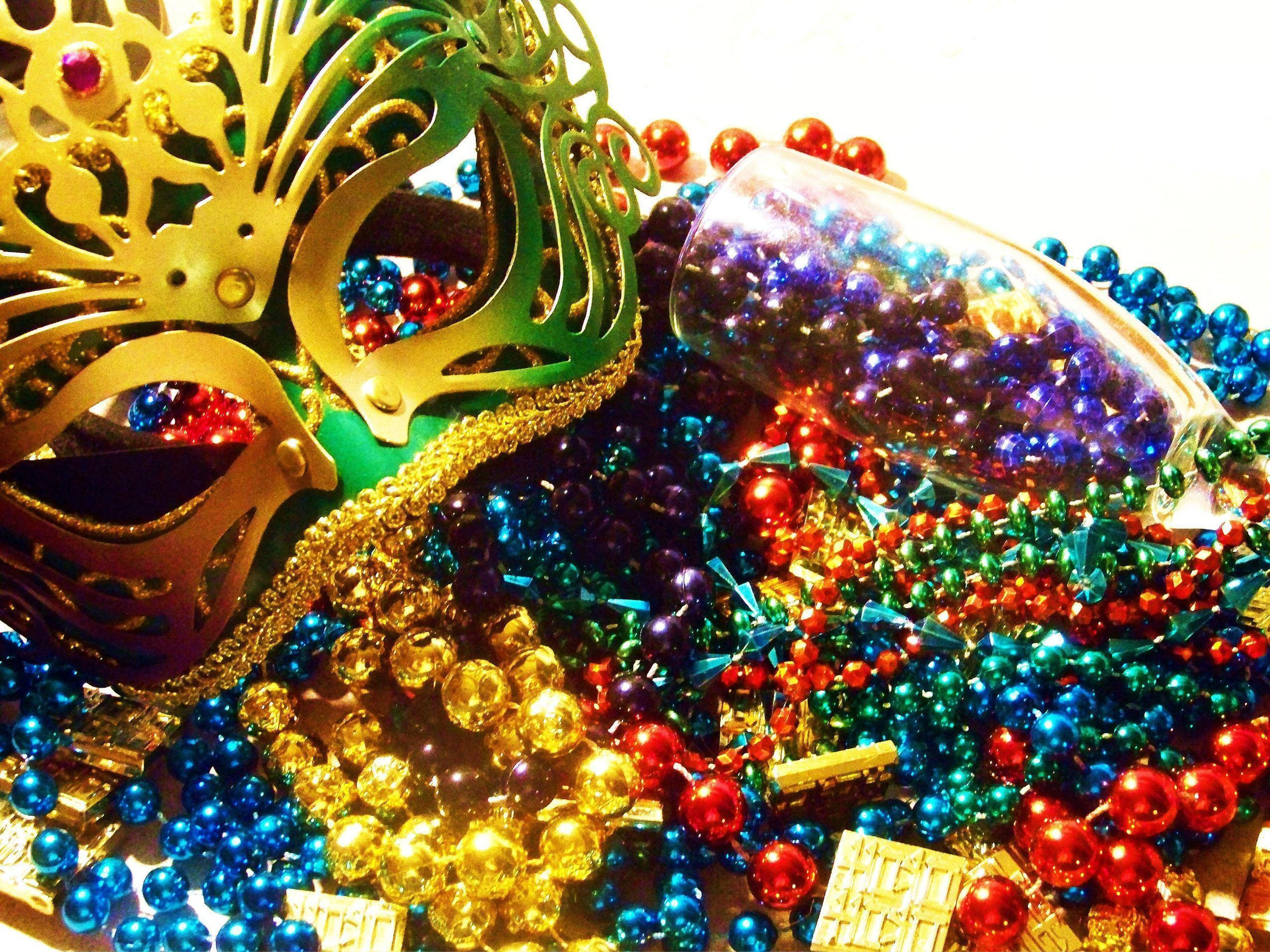 Image For > Mardi Gras Wallpapers Border
