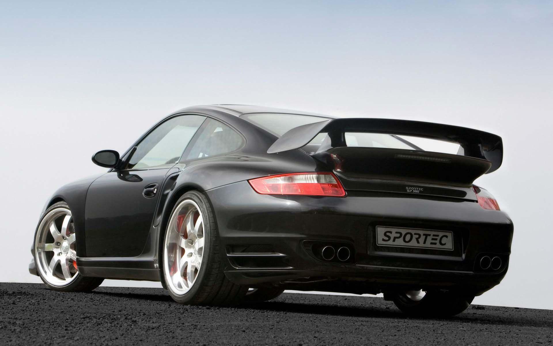 Sportec Porsche wallpaper - 580807