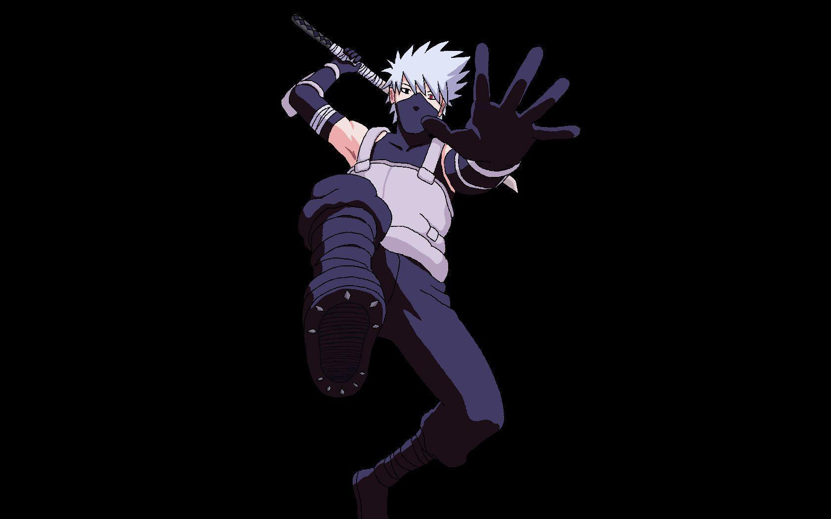 Kakashi Hatake Anbu Wallpapers Wallpaper Cave