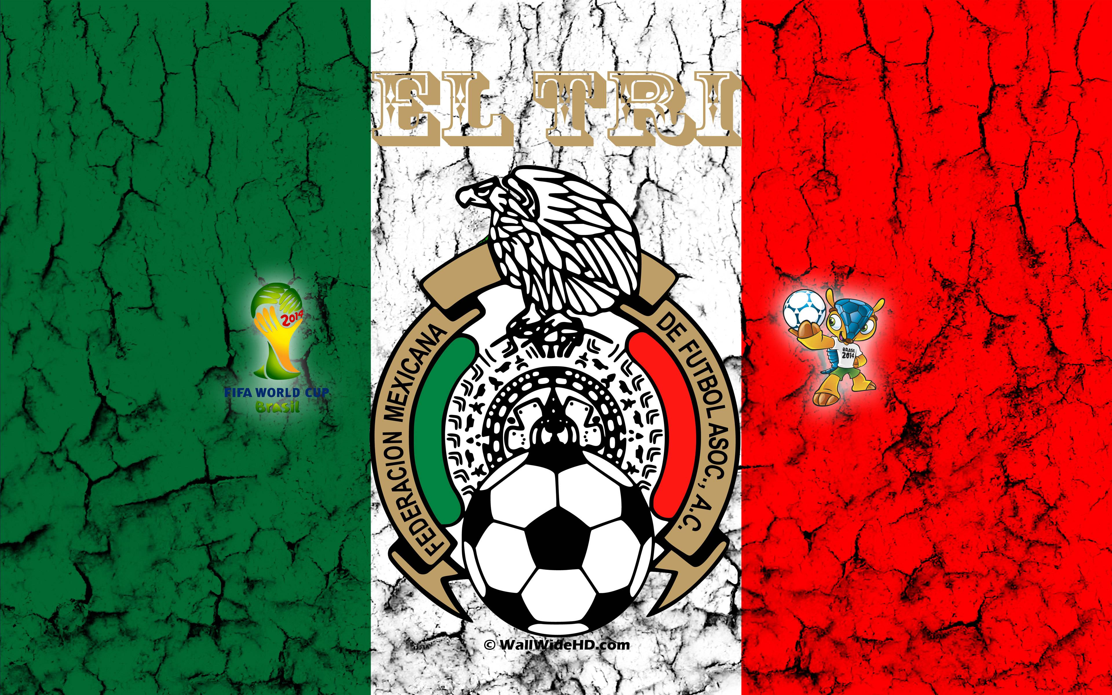 mexico soccer wallpapers - wallpaper cave