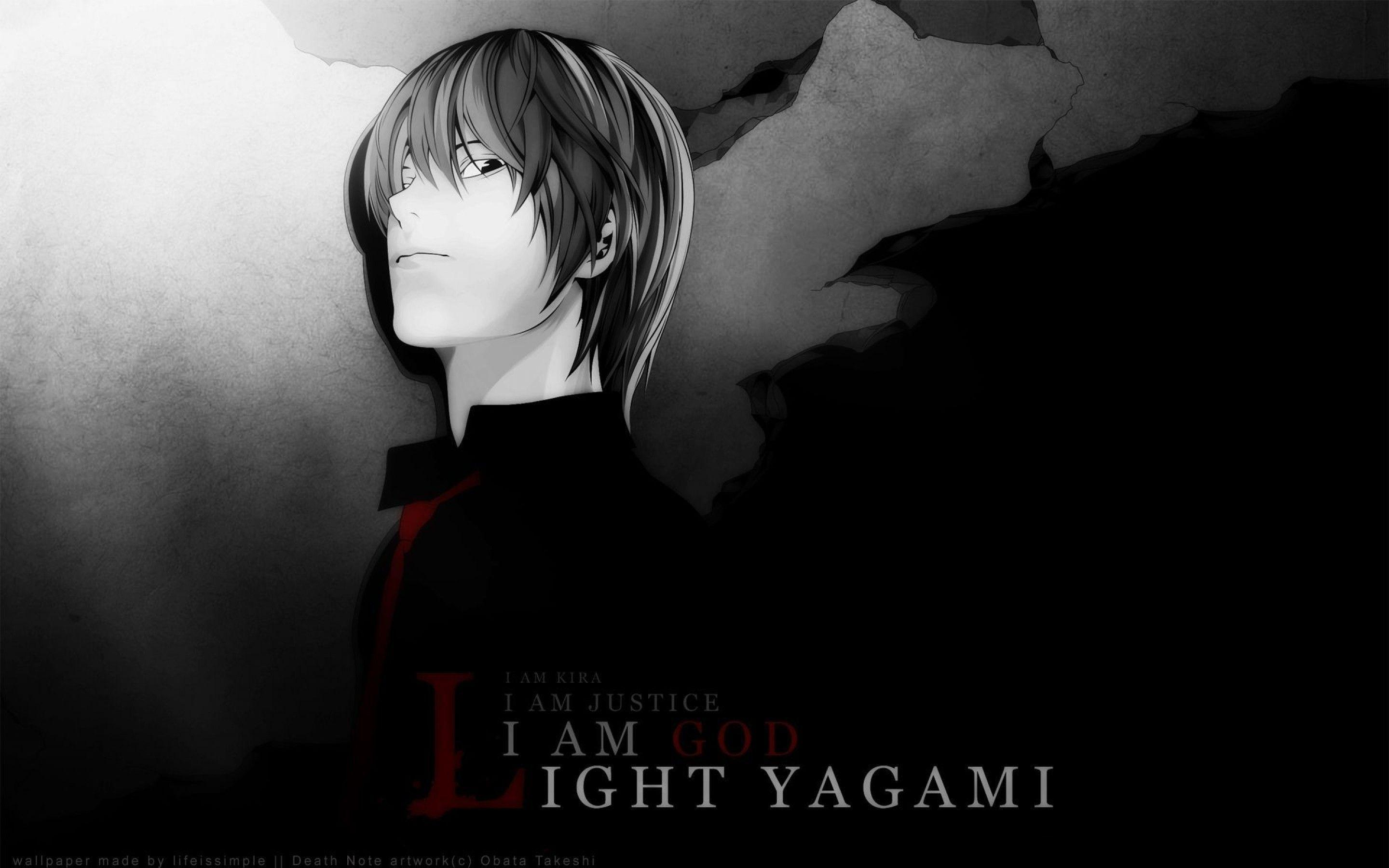death note light wallpaper - photo #34