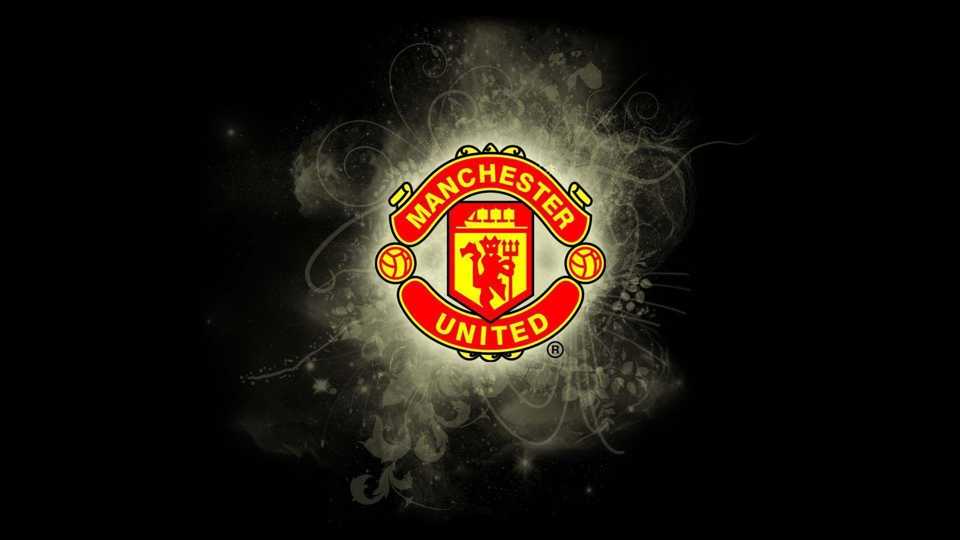 FC Manchester United Logo HD Wallpapers