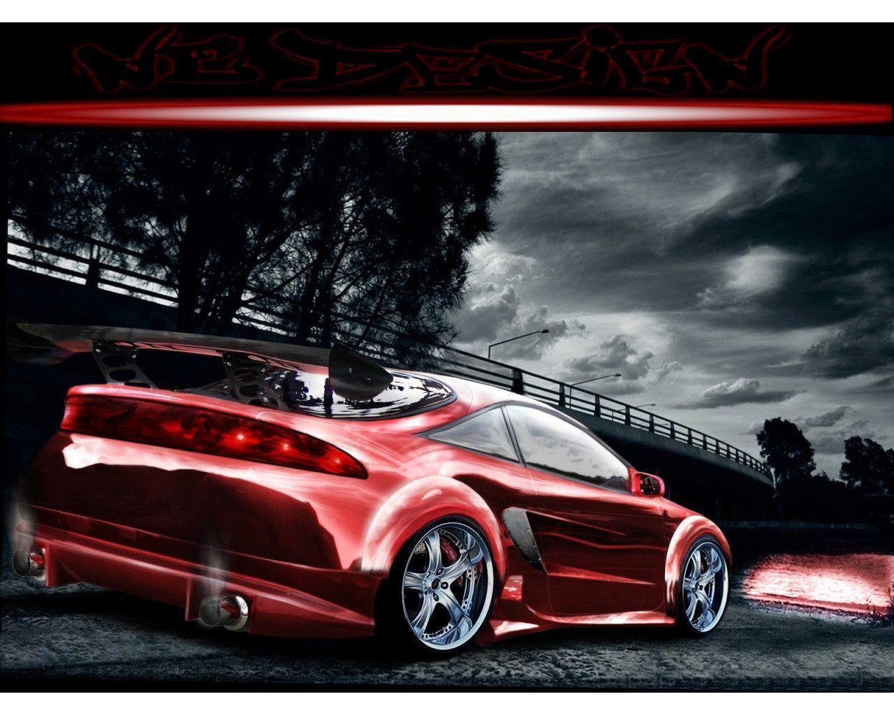 Image For > Mitsubishi Eclipse Wallpapers