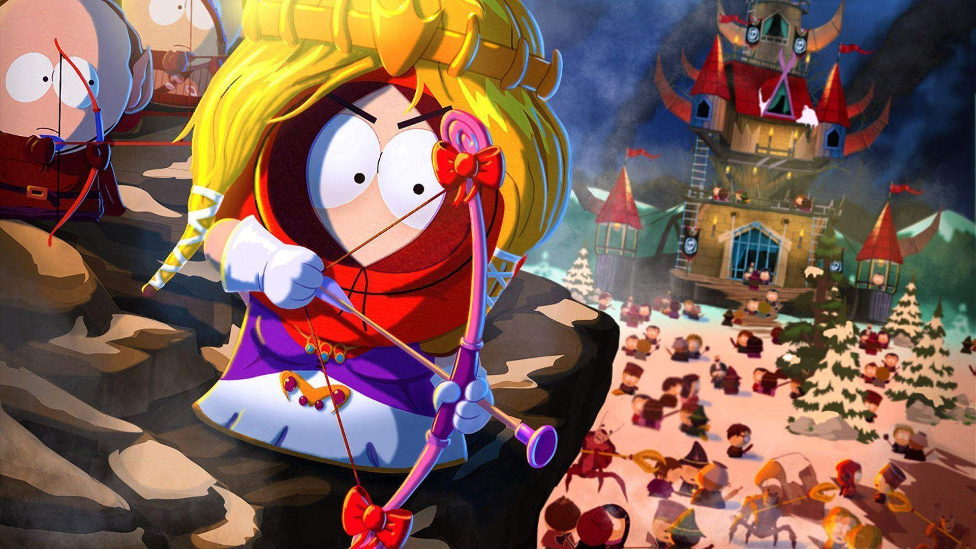 South Park The Stick of Truth Princes Arrow Game HD Wallpaper ...