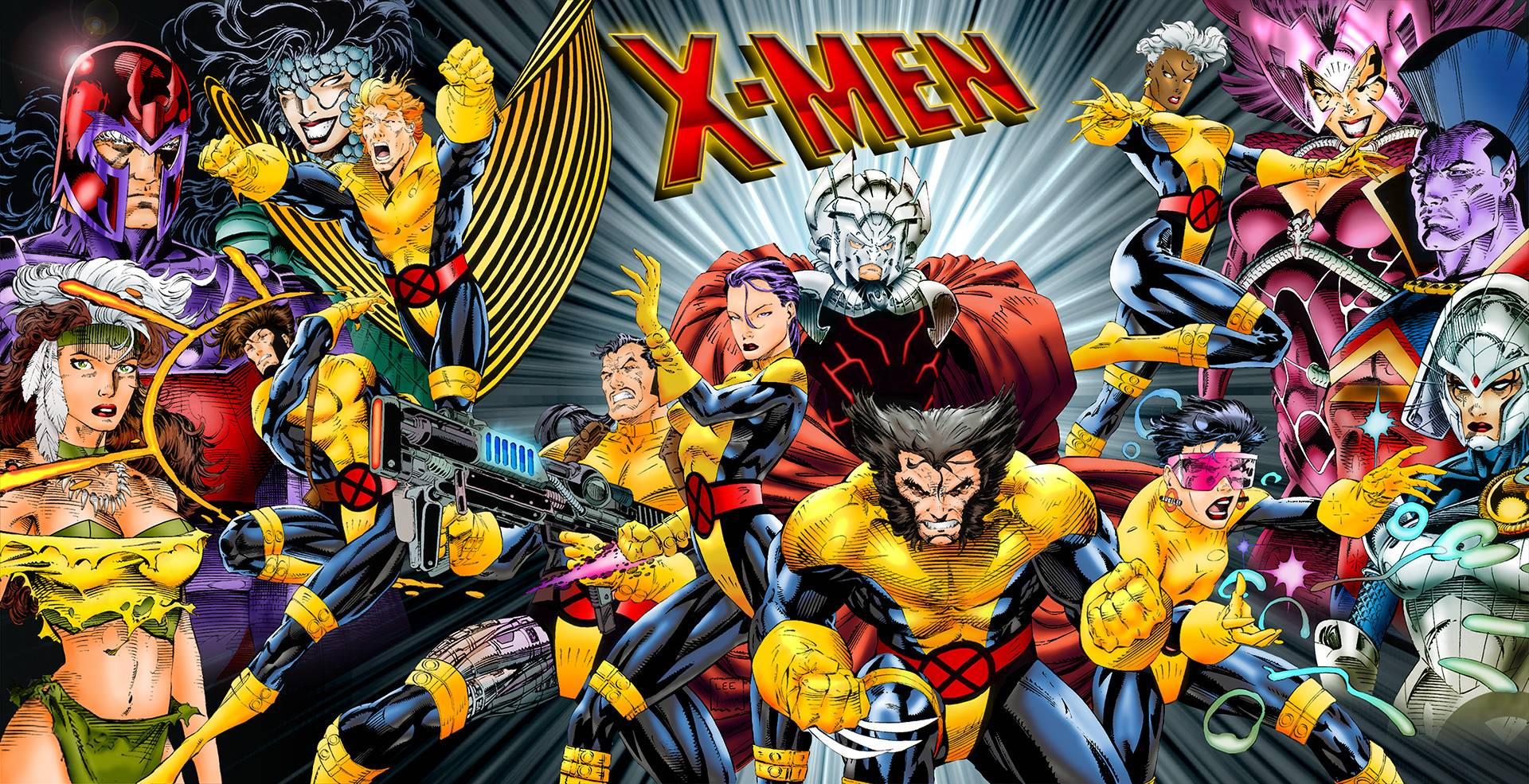 X-Men Wallpapers