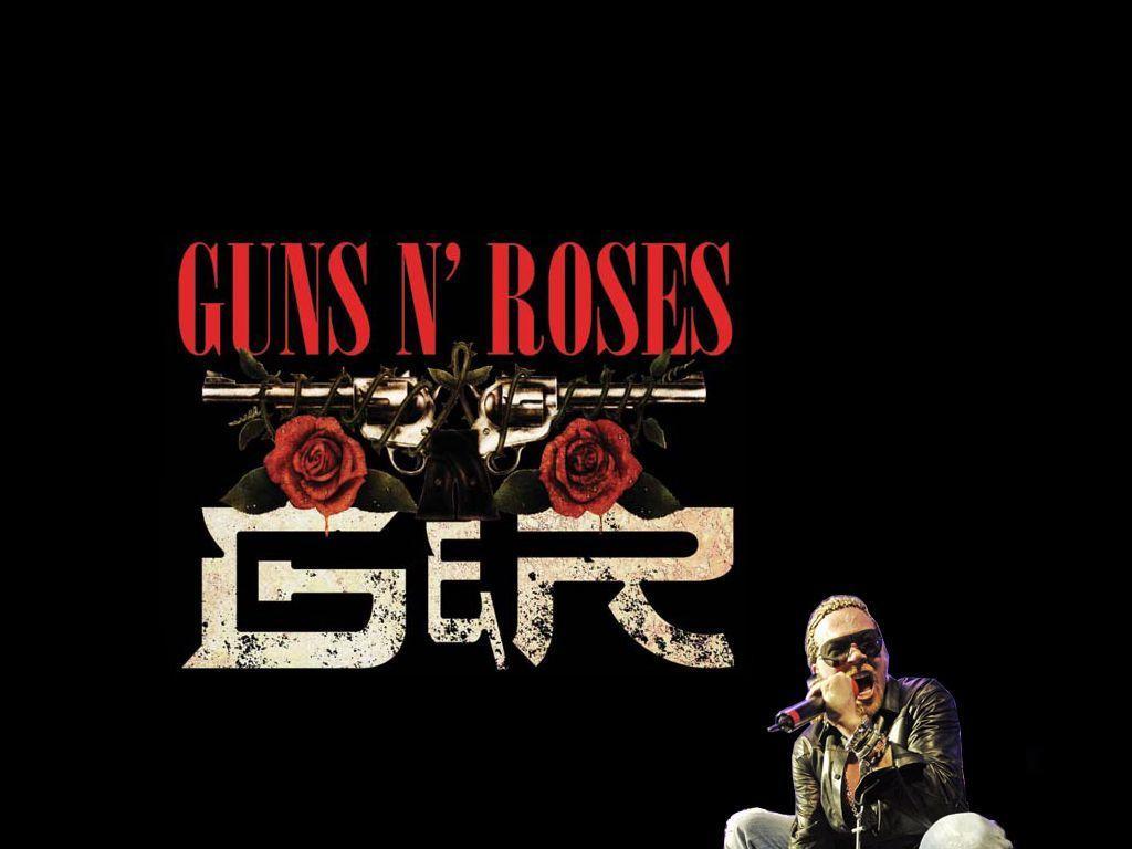 Guns N Roses Wallpapers Music Hq Guns N Roses Pictures: Guns N' Roses Logo Wallpapers